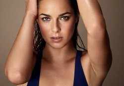 Ana Ivanovic - Serbian girl famous for her beauty