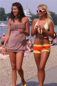 Another picture of Serbian WOmen