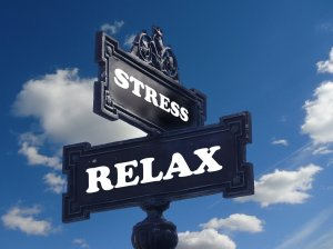 relax and prevent stress