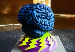 Picture - Brain waves