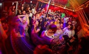 Belgrade Night club 20/44