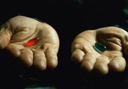 blue pill red pill