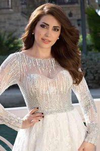 Nesreen Yousef Tafesh - Famous Syrian women