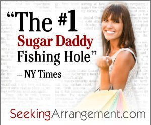 SeekingArrangement is No. 1 sugar daddy dating site