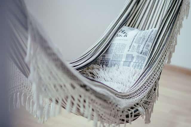 simple hammock