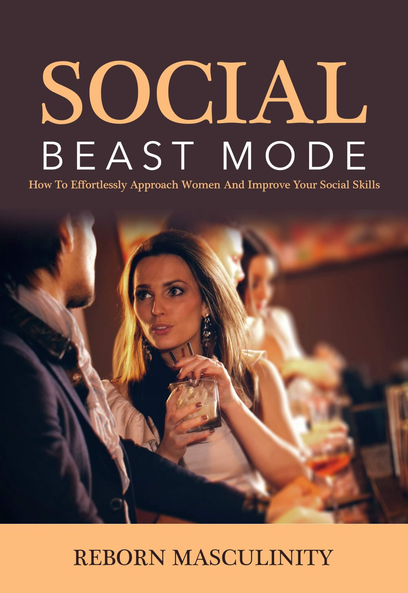 Social Beast Mode Book Cover
