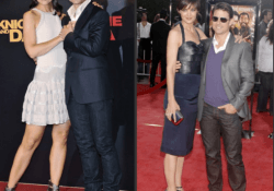 Tom Cruise wearing shoe lifts to look taller at red carpet