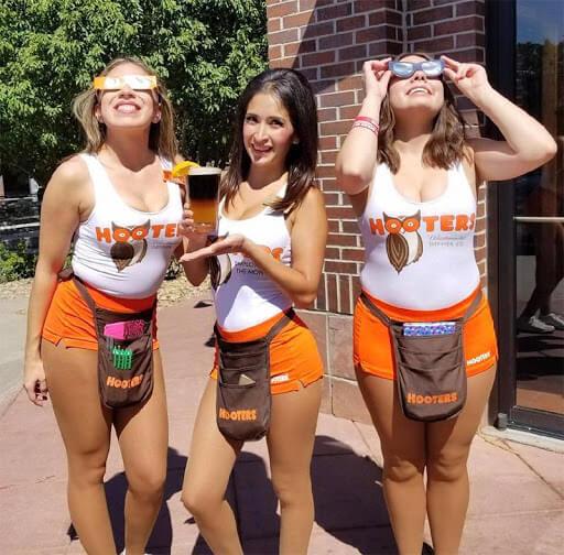 Three hot girls in Denver