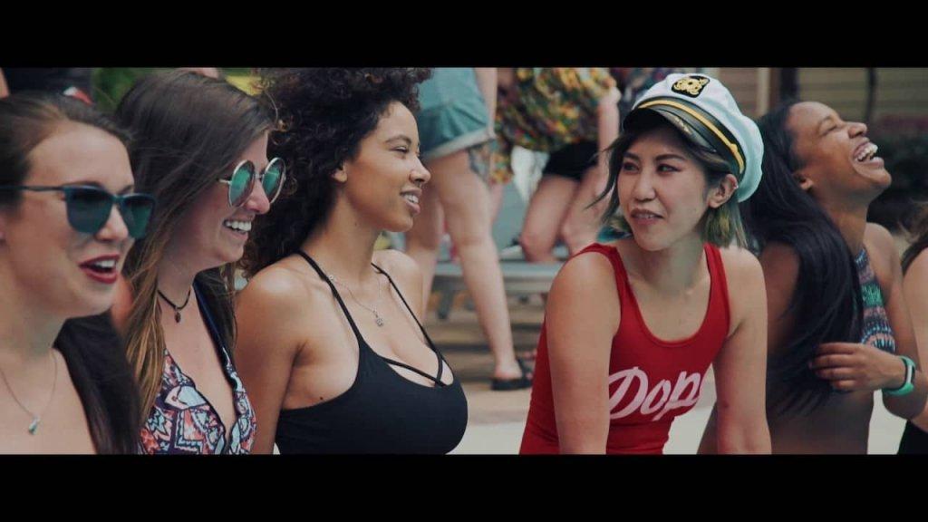 Atlanta Girls in Bikini