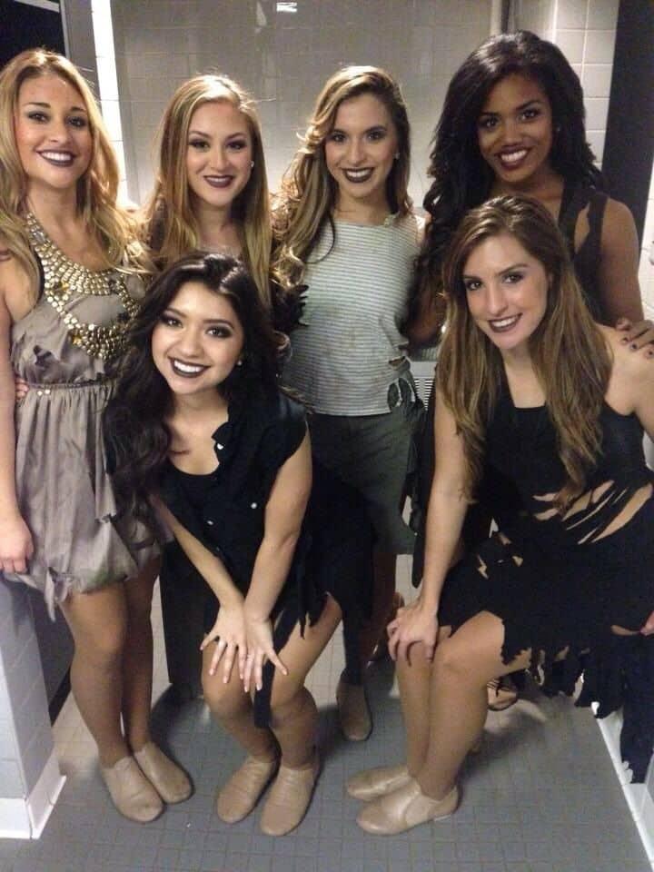 San Antonio Girls Dressed Up For Halloween